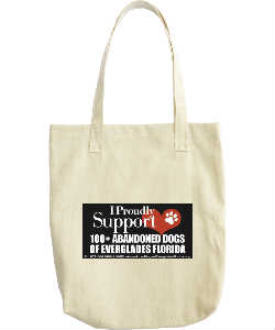 I Support 100+ Canvas Bag