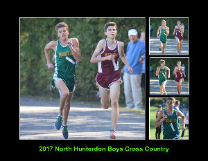 NHHS Boys 2017 XC Team
