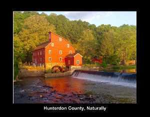 Hunterdon County, Naturally