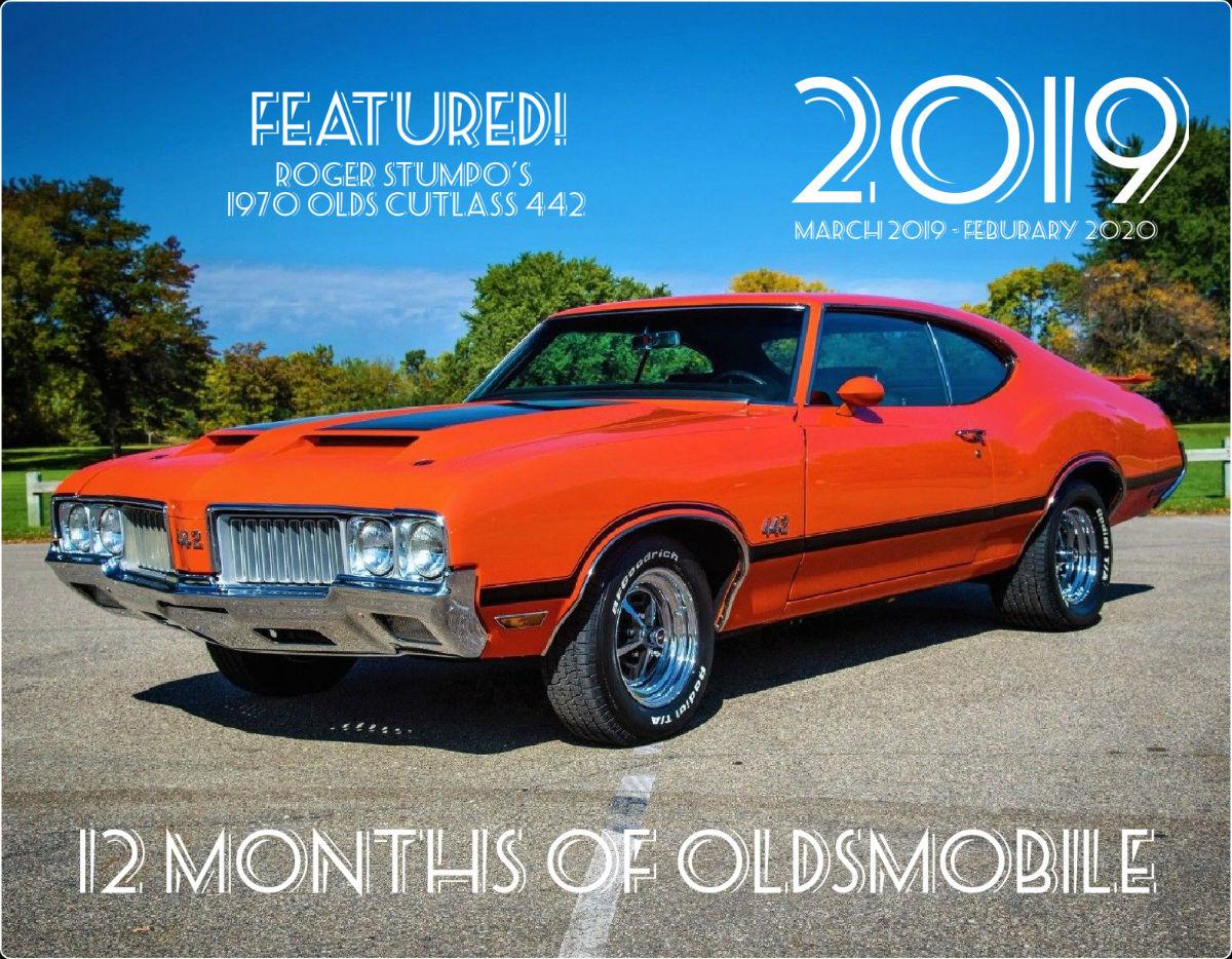 ef9970fa6 Roger Stumpos 1970 Olds Cutlass 442 Calendar - Create Photo Calendars