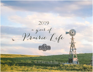 The Prairie Homestead: A Year of Prairie Life