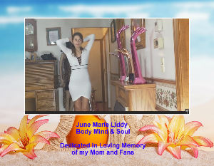 June Marie Body Mind & Soul Calendar