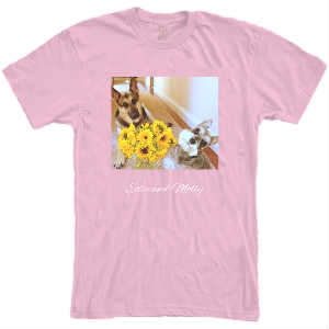 Edie and Molly T-shirt