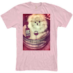 Pomeranians and Wine oh My!
