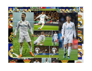 Ronaldo Real Madrid Soccer