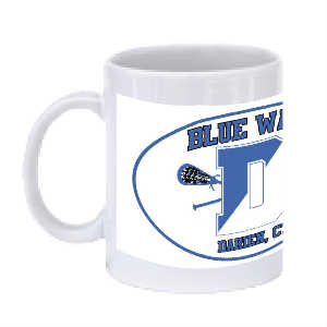 dhs lax coffee mug