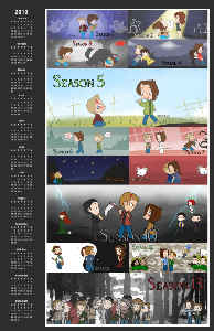 Supernatural 13 Seasons