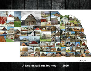 A Nebraska Barn Journey 2020 Calendar