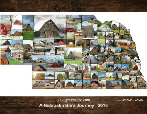 A Nebraska Barn Journey  2018