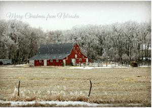 Nebraska Christmas      Arthur County