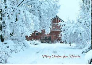 Nebraska Christmas     Hall County