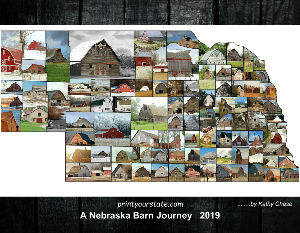 A Nebraska Barn Journey  2019