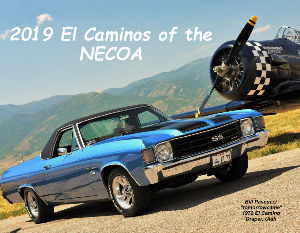 #1 2019 El Caminos of the NECOA