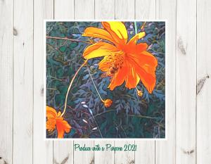 XL Produce with a Purpose 2021 Calendar
