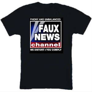 FAUX News We Distort You Comply