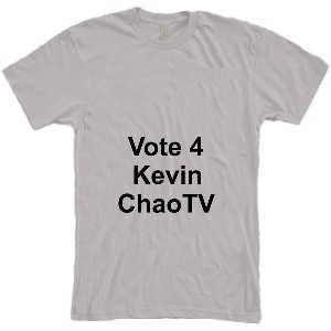 Vote 4 Kevin ChaoTV