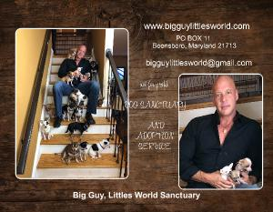 Big Guy, Littles World Sanctuary Calendar