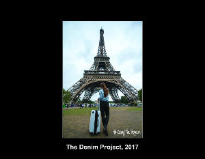 The Denim Project, 2017 (by Kolby the Texican)