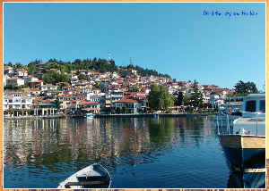 Ohrid the city and the lake