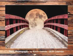 TOTL Photography by Kevin Tubiolo _ 2020 Calendar