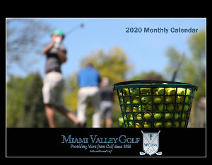 Miami Valley Golf Calendar