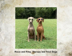 Roxie and Riley