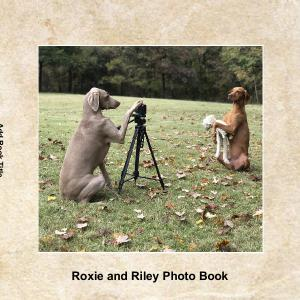 Roxie and Riley Photo Book