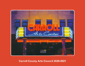 Carroll County Arts Council Calendar