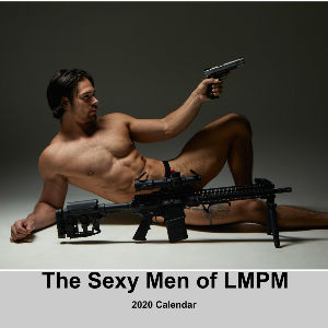 The Sexy Men of LMPM 2020 Calendar