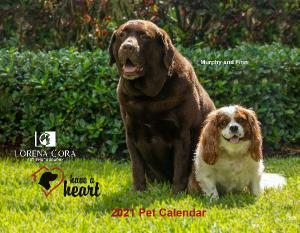 Have-a-Heart 2021 Pet Calendar