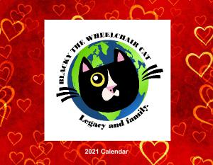 Blacky The Wheelchair Cat Legacy and family 2021