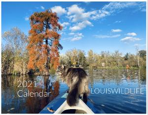 Louis Wildlife 2021 Calendar