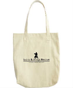LBR Logo Option Two Canvas Tote