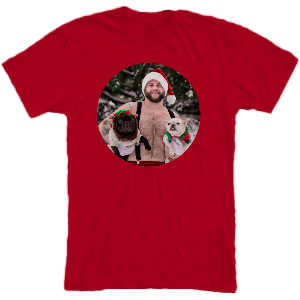 Christmas T Shirt RED