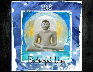 Buddhaful Days2018 Wall Calendar
