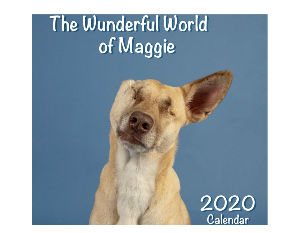 2020 Maggie the Wunder Dog