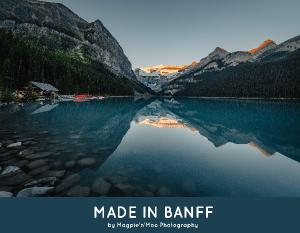 MADE in BANFF by Magpie'n'Moo Photography