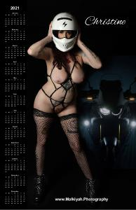 Helmets & Lace - Christine