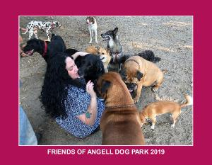 Friends of Angell Dog Park 2019