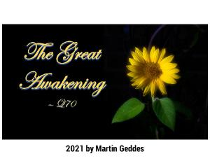 The Great Awakening 2021