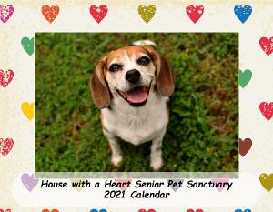 2021 House with a Heart Senior Pet Sanctuary