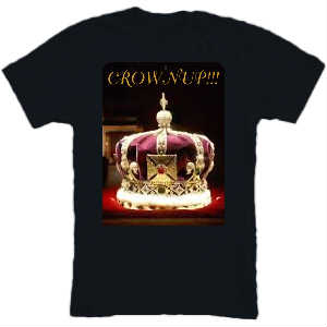 CROWN ROYALTY!!!
