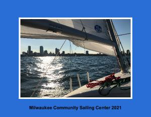 Milwaukee Community Sailing Center 2021 calendar