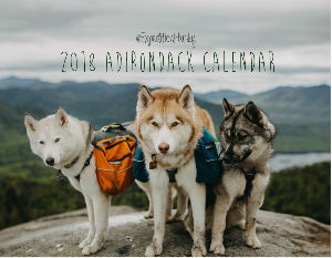 Expedition: Husky 2018 Adirondack Calendar