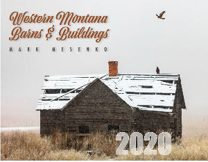 2020 Western Montana Barns & Buildings Calendar