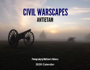 Civil Warscapes Antietam 2020 Wall Calendar