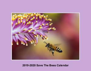 2019-2020 Save The Bees Calendar