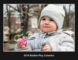 2018 Bubble Play Calendar