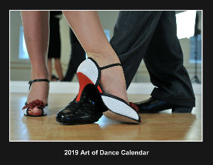 2019 Art of Dance Calendar