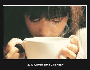 2018 Coffee Time Calendar